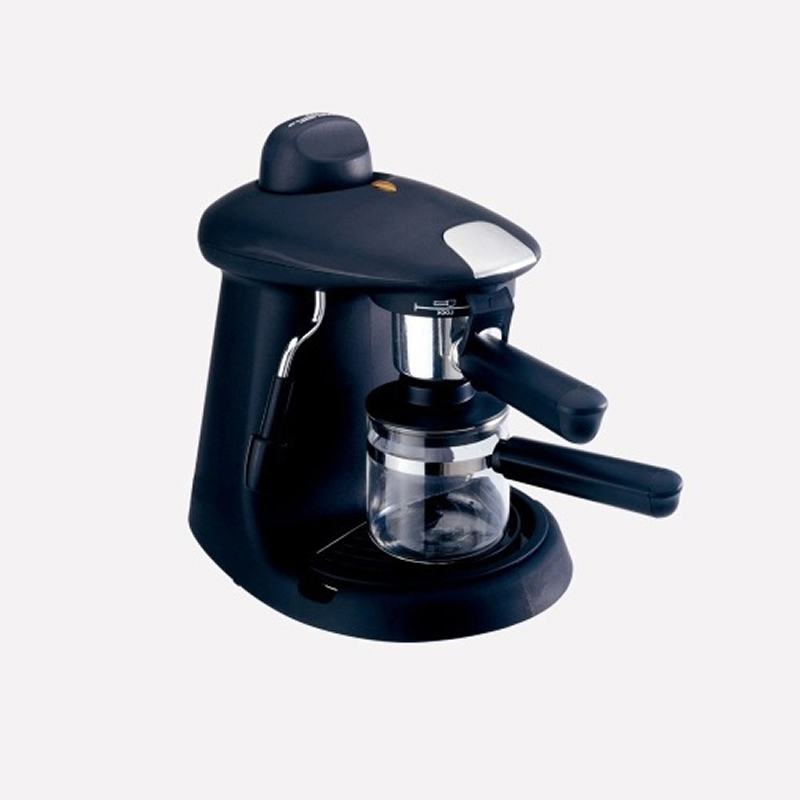 Semi-Automatic Espresso Coffee Maker 5 Bar High Pressure 220V Voltage Household Office Coffee Machine italy espresso coffee machine semi automatic maker cup warming plate kitchen