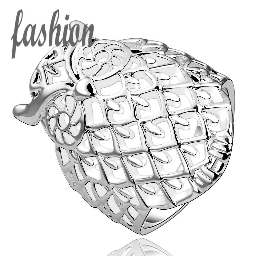 !!silver plated Ring,Jewelry New Design Finger Ring For