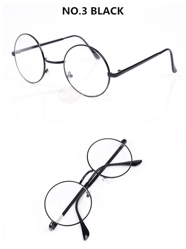 UVLAIK Round Spectacle Harry Potter Glasses