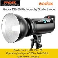 Godox DE400 400 Вт 400WS Pro фотостудия стробоскоп вспышка свет лампы Глава 220 В