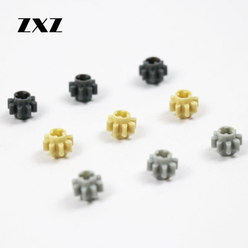 Lego Technic Gear Part 3648 Z24 Old Light Grey