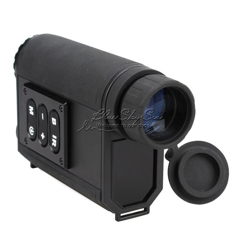 Laserworks Mutifuctional 6X32 Night Visions Infrared IR Monocular Scope Scout W/Laser Ranger 500m Laser Rangefinder new arrival multifunctional distance meter 4 500m laser rangefinder shimmer infrared ray night visions not including battery