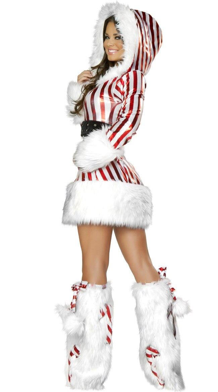 New Arrival! stripe women Christmas costumesMrs Santa Claus Dress Costume 113 on Aliexpress.com | Alibaba Group  sc 1 st  AliExpress.com & New Arrival! stripe women Christmas costumesMrs Santa Claus Dress ...