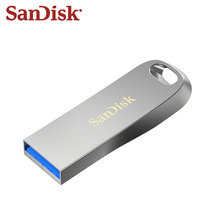 USB 3.1 USB Flash Drive SanDisk Metal Pen Drive Original Pendrive Max 150MB/s CZ74 128GB 64GB 32GB 16GB Tiny Storage Device