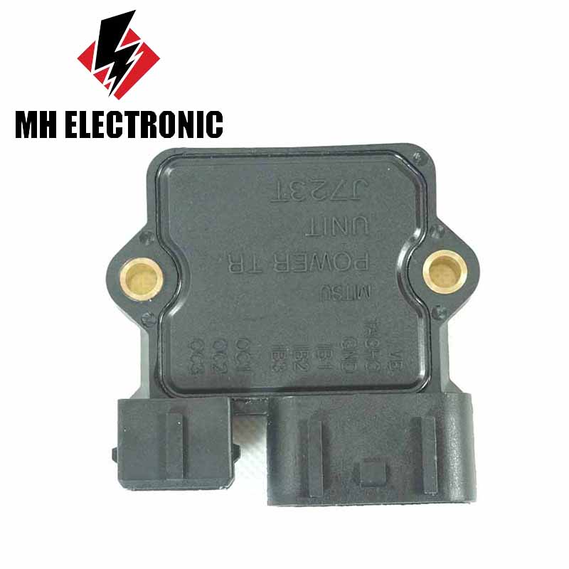 Mh Electronic Md326147 Md338997 J723t Ignition Control Module Power Tr Unit For Dodge Stealth For Mitsubishi Diamante 3000gt New A Plastic Case Is Compartmentalized For Safe Storage