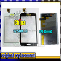 SPT-050-053 Black or white LCD screen display + Digitador Da tela de toque Capacitivo de vidro 1250V1. 0 para a China clone S5 SM-G900F smartphones