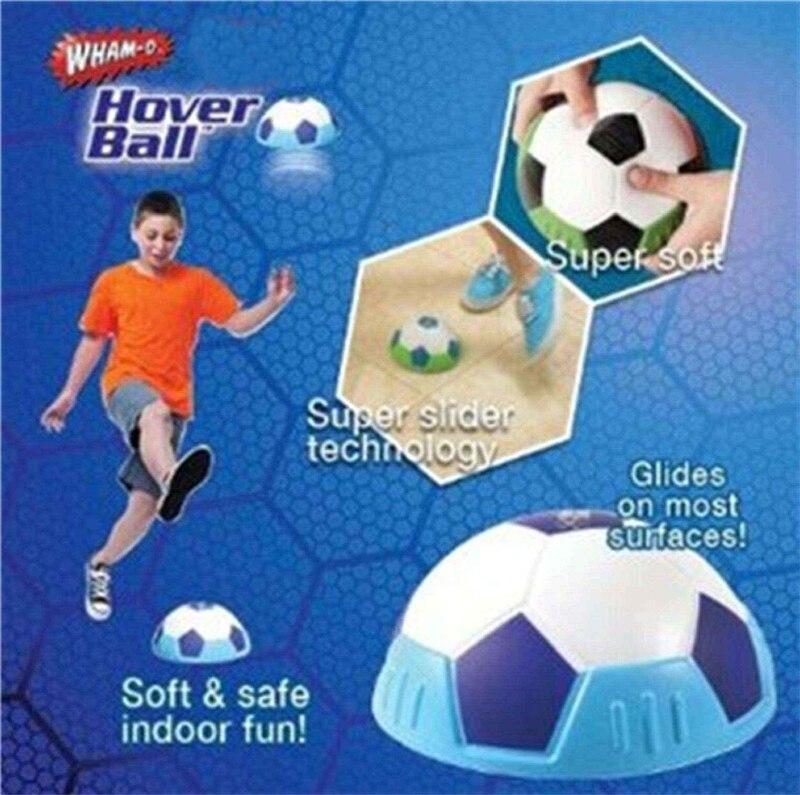 Wonderbaarlijk Magisch hover bal mini binnen en halve cirkel voetbal speelgoed XH-16