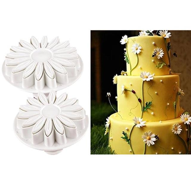 Cake Decorating Fondant Baking Cookie Biscuit Cutter Set 33pcs