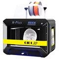 Qidi Tech X-Plus 3d принтер большого размера высокотемпературный экструдер Печатный ПК нейлон углеродного волокна 270*200*200