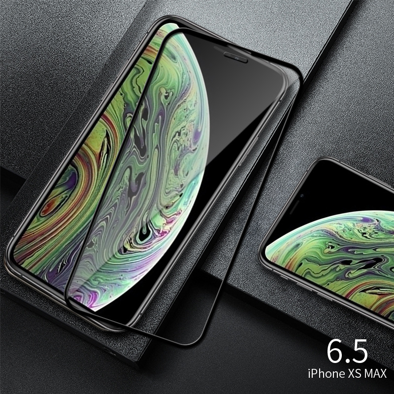 Image 5 - Tempered Glass for iPhone Xr Xs Max X 5 5S 6 6S Plus 7 8 Plus Screen Protector for iPhone 11Pro Max 5 5S 6 6S 7 8 Plus Case film-in Phone Screen Protectors from Cellphones & Telecommunications