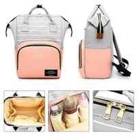 7 colors Fashion Mummy Maternity Nappy Bag Large Capacity Baby Bag Travel Backpack Desinger Nursing Bag for Baby Care Organizer