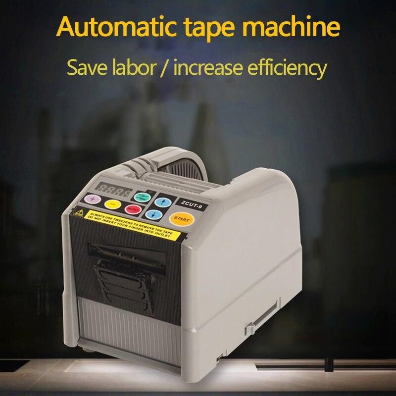 ZCUT-9 dispenser automatische verpackung band schneiden maschine automatische band maschine film kleber cutter