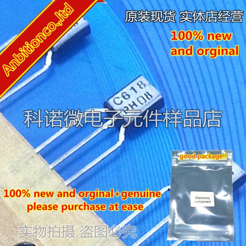 10pcs 100% New And Orginal BC618 TO-92 Darlington Transistors In Stock
