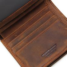 Men's Vintage Style Handmade Leather Wallets