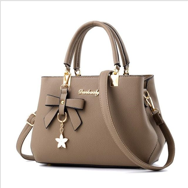 NIBESSER New 2019 Elegant Shoulder Bag Women Designer Luxury Handbags Women Bags Plum Bow Sweet Messenger Crossbody Bag