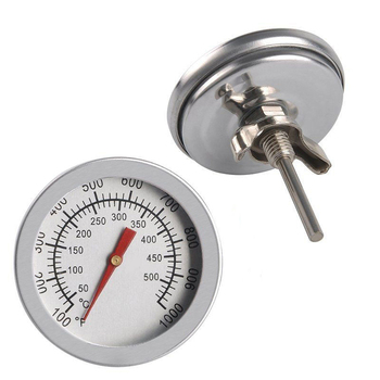 50-500 Celsius Stainless Steel Barbecue BBQ Smoker Grill Thermometer Temperature Gauge Oven Thermometer 1