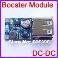 10 pçs/lote DC-DC Impulsionador Módulo (0.9 ~ 5 V) Para 5 V 600MA USB Placa de Circuito Reforço Móvel fonte de Alimentação DC-10
