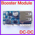 10pcs/lot DC-DC Booster Module (0.9~5V) To 5V 600MA USB Booster Circuit Board Mobile Power Supply DC-10