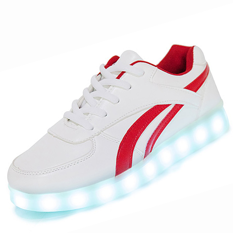 Eur27-40-Usb-Glowing-Shoes-Luminous-for-Kids-Boys-LED-Sneakers-Shoes-with-Light-Up-sole-Krasovki-Tenis-Feminino-LED-Slippers-2