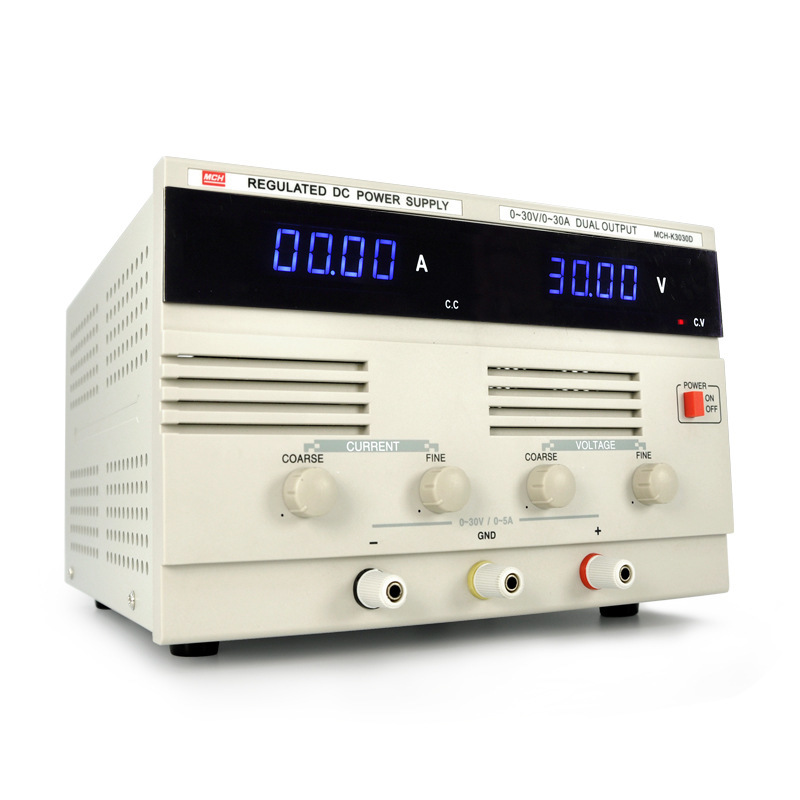 Beautiful Create Instrument 30V30A Switch Type High-power Direct Adjustable Regulated Power Supply Experiment Ageing Product DC
