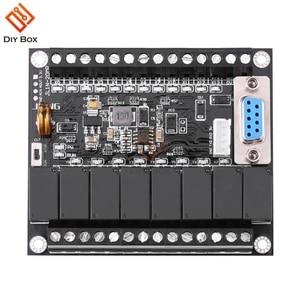 Image 4 - PLC Programmable Controller DC 24V PLC Regulator FX1N 20MR Industrial Control Board Programmable Logic Controller