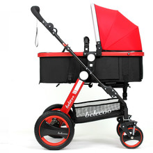 New Arrival Portable Baby Stroller High Landscape Shockproof folding Baby Carrier