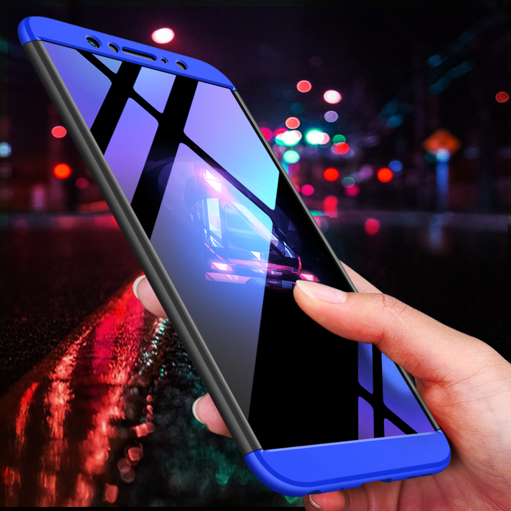 BBSW For <font><b>ASUS</b></font> <font><b>Zenfone</b></font> <font><b>Max</b></font> <font><b>Pro</b></font> M1 ZB601KL Case 3 in <font><b>1</b></font> Comfortable Texture Anti-shock Phone Cover For <font><b>Zenfone</b></font> <font><b>Max</b></font> <font><b>Pro</b></font> M1 Fundas image