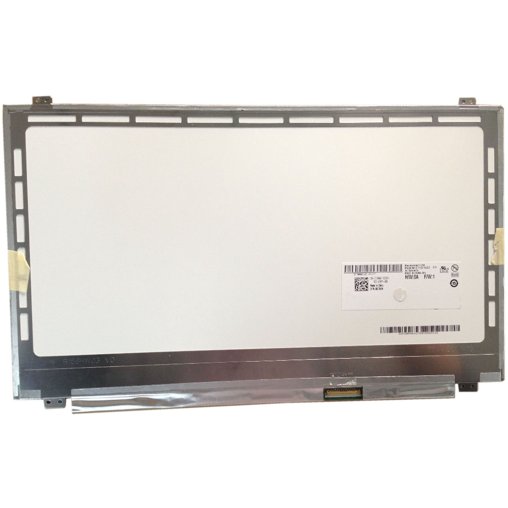 LALAWIN B156HW03 V.0 Fit N156HGE-LB1 N156BGE-LG1 N156BGE-LA1 B156HTN03.3 B156HTN02.1  1920*1080 Slim Display NEW 40PIN