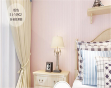 beibehang papier peint 3D lines non-woven living room bedroom background wall paper papel de parede hudas beauty duvar kagit beibehang pure non woven wallpaper fresh korean style small floral wall paper bedroom living room children s room papier peint