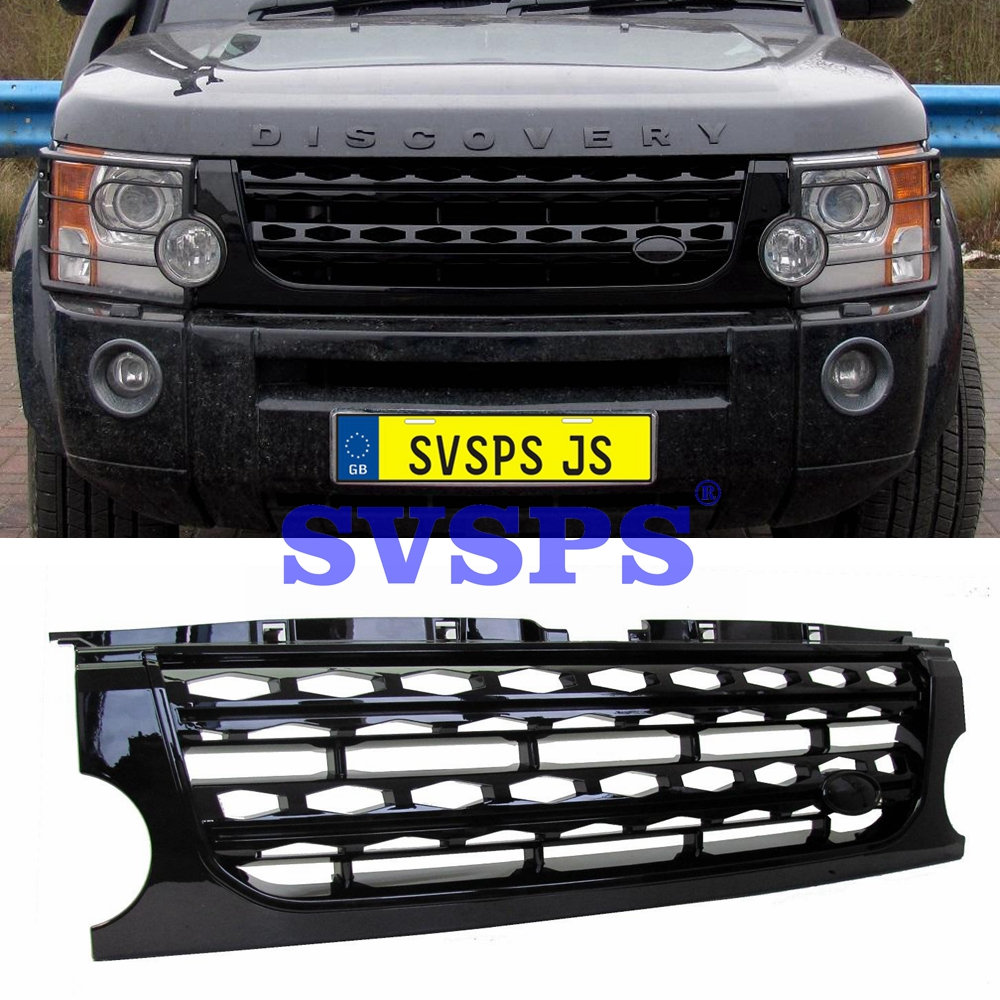 Aliexpress.com : Buy Tuning Front Middle Grille ABS Auto