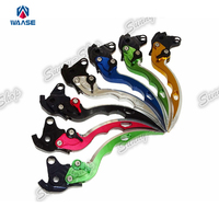 9 Color Motorcycle Parts CNC Aluminum Brake Clutch Levers Blade For 2008 2009 2010 2011 BMW HP2 SPORT