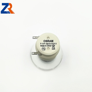 Image 4 - 交換200ワット210ワット220ワットプロジェクターランプ電球p vip 180/0。8 p vip 190/0/8 e20.8 p vip 230/0。8 p vip 240/0/8 e20.8