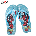 ZiKa Children Summer Slippers 1-6 Years Spiderman Children Boys Girls Summer Flip Flop Soft Sole Anti-slip Slipper Beach Sandals
