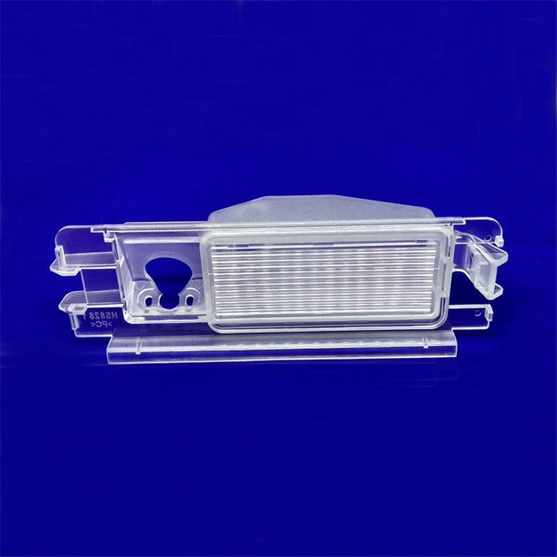 Car Rear View Camera Bracket Plate Housing Mount For Renault Dacia Duster Pulse Clio 2 Logan Sandero Stepway