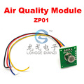 Бесплатная доставка, качество воздуха модуль датчика ZP01 MP503 загрязнения воздуха модуль