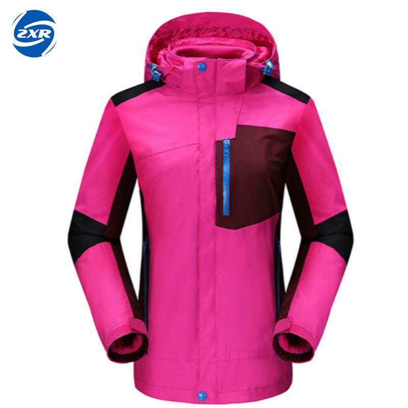 цена на Women Windproof Waterproof Ski Jackets Winter Warm Outdoor Sport Snow Skiing Snowboarding Female Hiking Coats