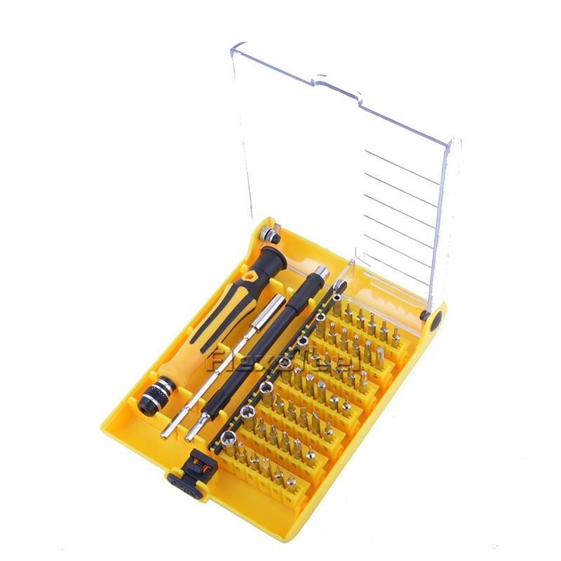 Flexsteel Precision 45 in 1 set di cacciaviti Set di mini cacciaviti - Utensili manuali - Fotografia 4