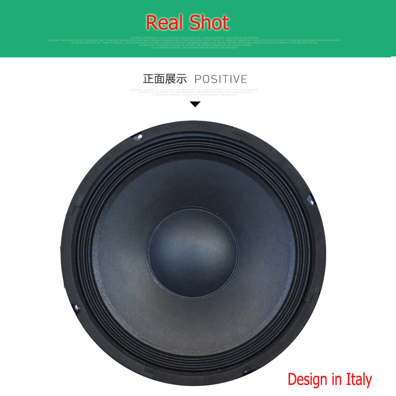 2018 Cheap Price HiFi 10 inch 8 ohm Powerful Audio Subwoofer, Quality KTV DIY Acoustic Louder Speakers Box Woofers Parantes