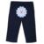 3 Unids/lote Otoño invierno para Bebé 2016 del bebé de los pantalones 100% Algodón Bebé pp pantalones Leggings Bebé Pantalones de La Muchacha bebe