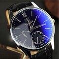 2017 Hombres Hombres Reloj de Cuarzo Relojes de Pulsera Hombres Casual Reloj de Lujo Superior de la Marca Famosa Reloj de Cuarzo Niños hodinky Relogio Masculino