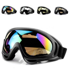 windproof motocross glasses night vision goggles ski dustproof Resistance to fold 4colors free shipping
