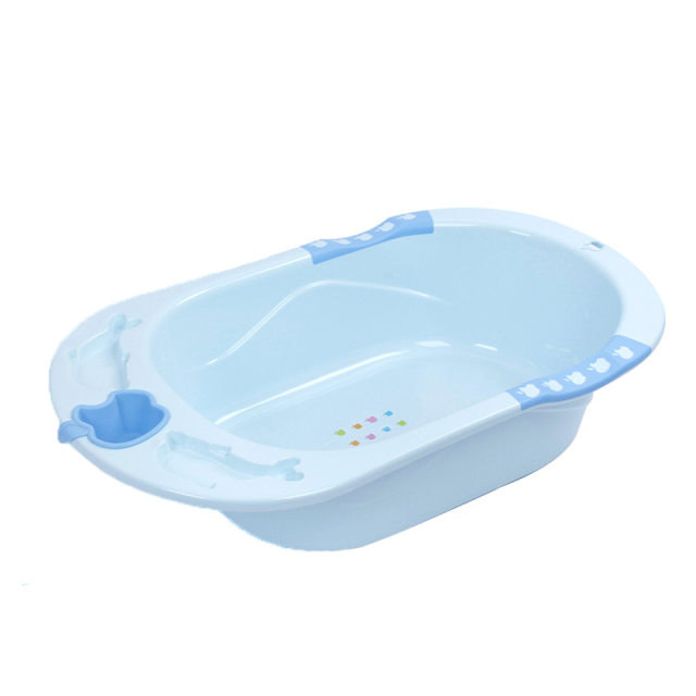 Online Shop Baby Bath Basin Babies Household Bathtub Colorful ...