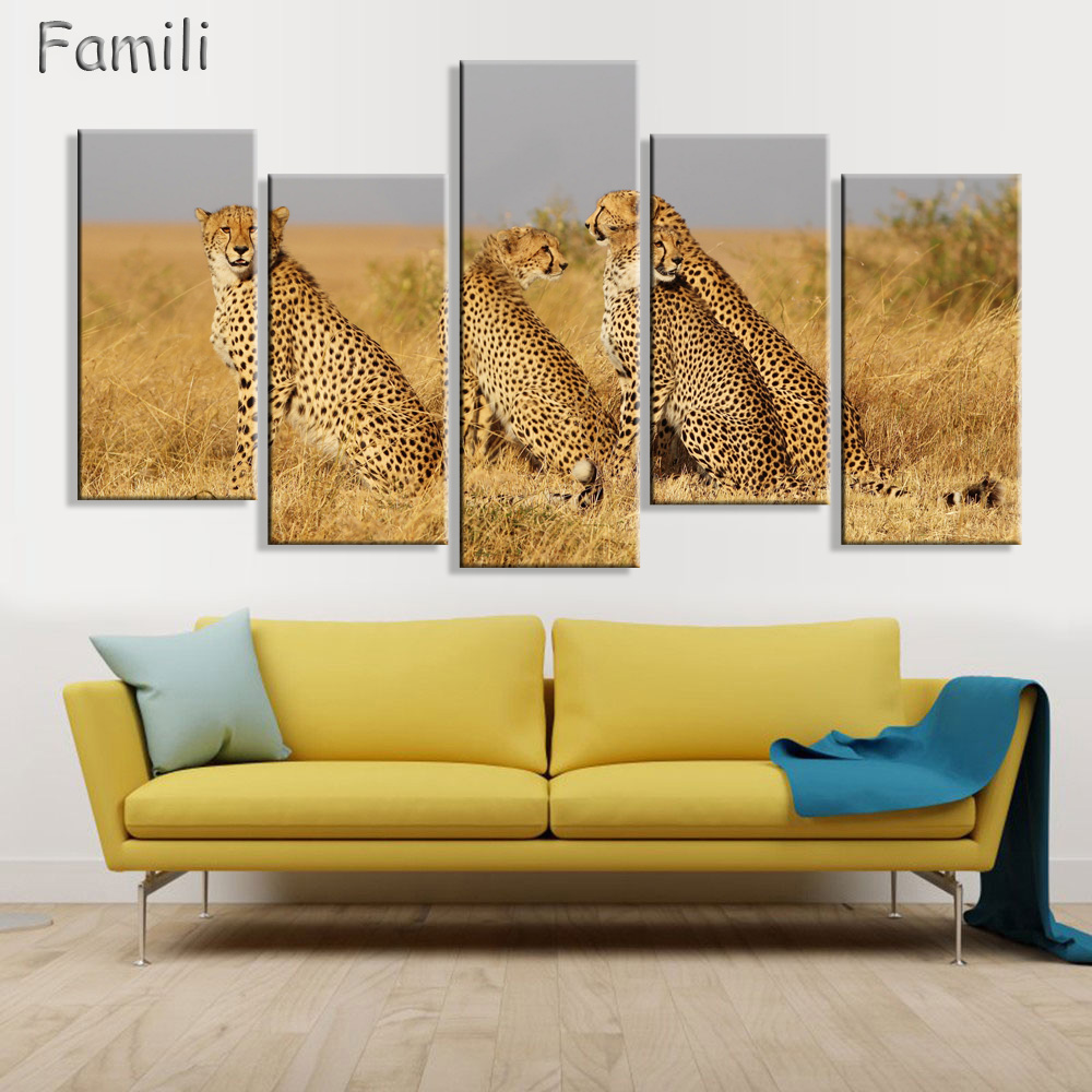 Enchanting Cheetah Wall Art Photos - Art & Wall Decor - hecatalog.info