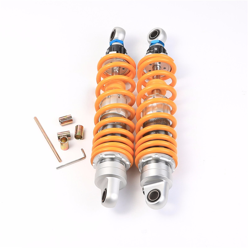 TDPRO Pair Motor Rear Suspension 330mm 13 quot Off Road Air Shock Absorber For Motorcycle BMW Honda KTM YAMAHA ATV Scooter Pit Bike in Falling Protection from Automobiles amp Motorcycles