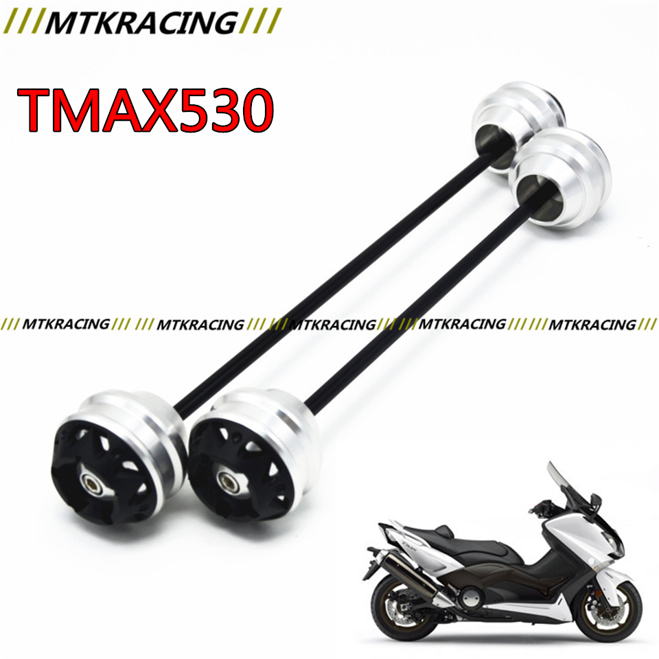 MTKRACING Free delivery for YAMAHA TMAX 530 2012-2015  CNC Modified Motorcycle Rear wheel drop ball / shock absorber yuvraj singh negi biopolymers for targeted drug delivery systems