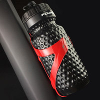 2017 Newest Carbon Bottle Cage 3K Glossy Red White Bike Bicycle Water Bottle Holder 25g Bicycling