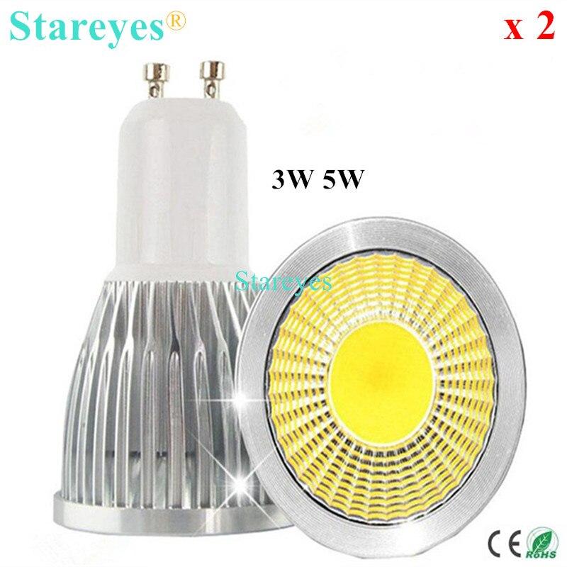 12v Led Spotlight Downlight Lamp Bulb Light Lighting Free Shipping 16 Pcs Dimmable 3w 4w 5w Gu10 E27 B22 E14 Gu5.3 Mr16