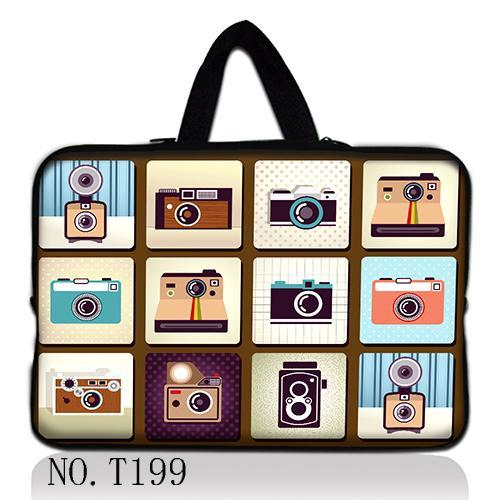 Cameras 17 17.3 LAPTOP SLEEVE NOTEBOOK BAG CASE + Hide Handle For HP Dell XPS ACER IBM A ...