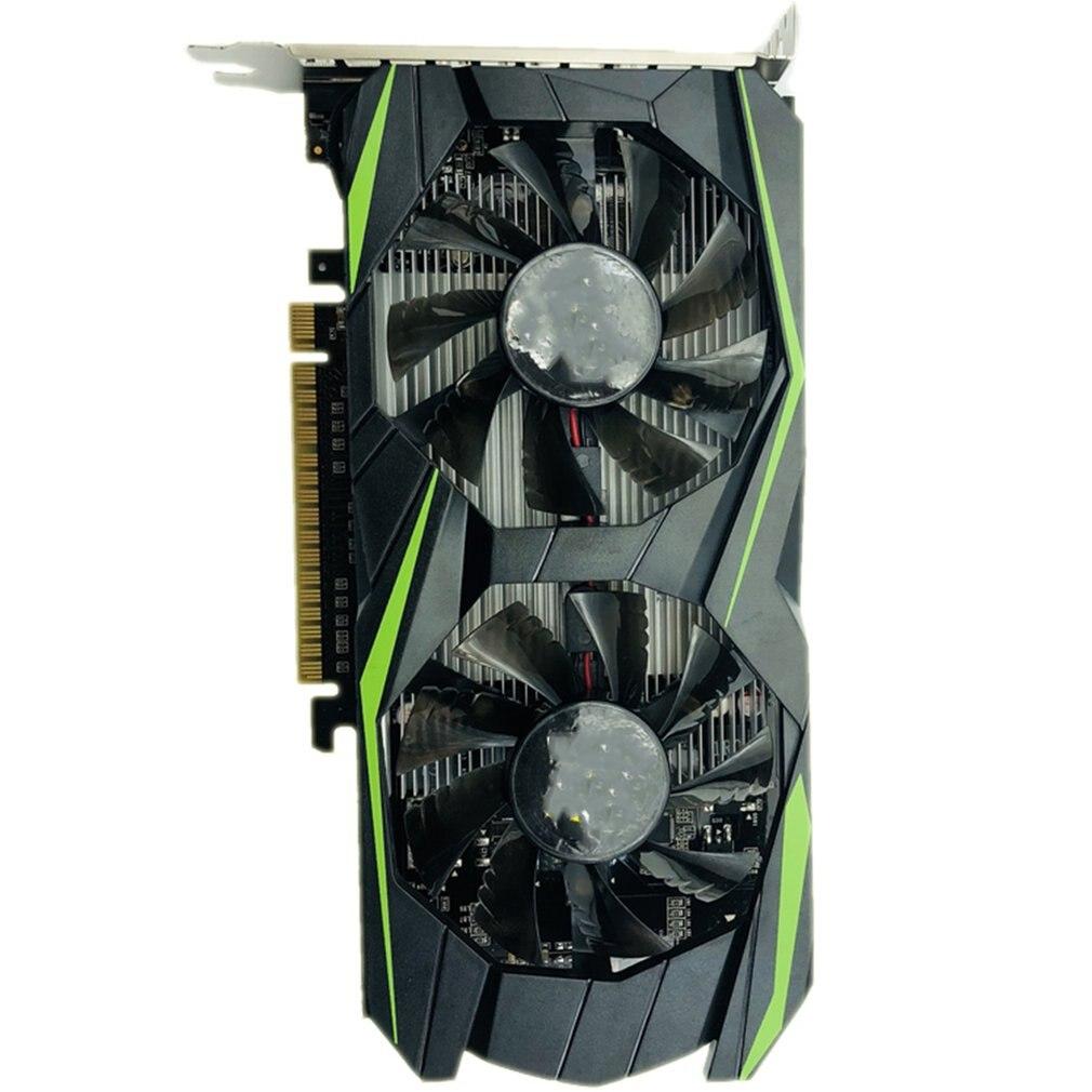Accessoires de jeu vert jeu carte vidéo 550TI1G128BITDDR5 Geforce 550 Ti carte vidéo
