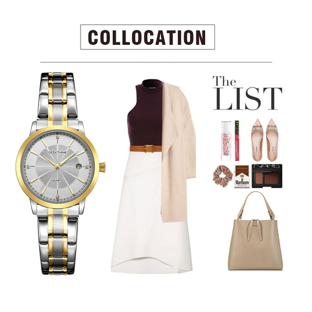 Classsic Fashion Lover's Gift Female Watch 5